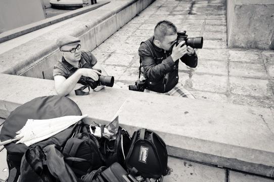 Fotovíkend v Paríži